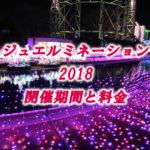 よみうりランドイルミネーション2018-2019の開催期間と料金